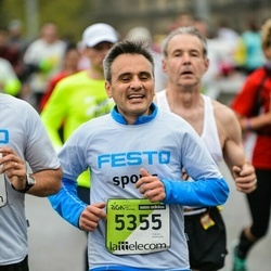 The 25th Lattelecom Riga marathon - Roberto Muraca (5355)