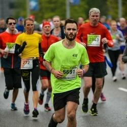 The 25th Lattelecom Riga marathon - Dāvis Bergholcs (6691)