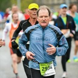 The 25th Lattelecom Riga marathon - Ulrich Widenmann (2934)