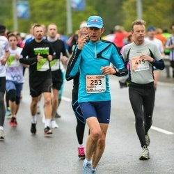 The 25th Lattelecom Riga marathon - Yannick Fleurette (253)