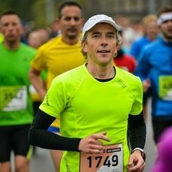 The 25th Lattelecom Riga marathon - Artis Kubliņš (1749)
