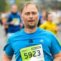 The 25th Lattelecom Riga marathon - Andrius Neniškis (5923)