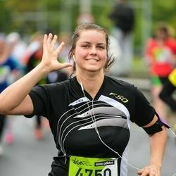 The 25th Lattelecom Riga marathon - Zane Dzene (4750)