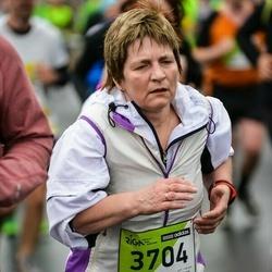 The 25th Lattelecom Riga marathon - Zinaida Grīnberga (3704)