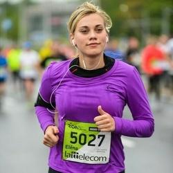 The 25th Lattelecom Riga marathon - Elēna Vadone (5027)