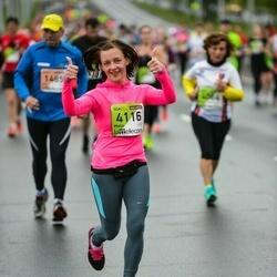 The 25th Lattelecom Riga marathon - Maija Seņina (4116)