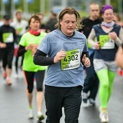 The 25th Lattelecom Riga marathon - Mārtiņš Pūkainis (4302)