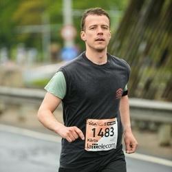 The 25th Lattelecom Riga marathon - Kārlis Zariņš (1483)