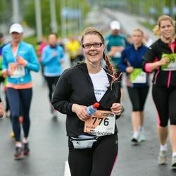 The 25th Lattelecom Riga marathon - Krista Vasiļjeva (776)