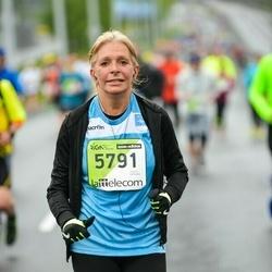 The 25th Lattelecom Riga marathon - Gunta Smalkā (5791)