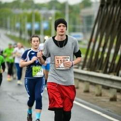 The 25th Lattelecom Riga marathon - Austris Pāvuliņš (1187)