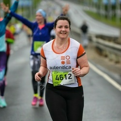 The 25th Lattelecom Riga marathon - Aija Nelsone (4612)