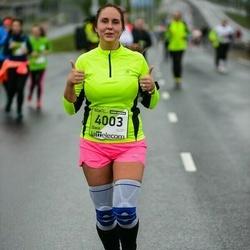 The 25th Lattelecom Riga marathon - Dace Kupe (4003)