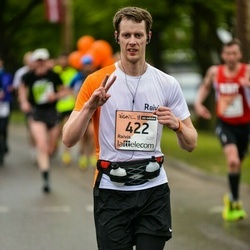 The 25th Lattelecom Riga marathon - Raivis Reinfelds (422)
