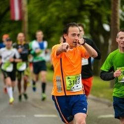 The 25th Lattelecom Riga marathon - Melle Mulder (3183)
