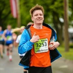 The 25th Lattelecom Riga marathon - Jānis Dubrovskis (3253)