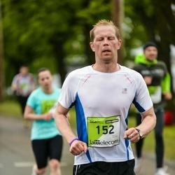 The 25th Lattelecom Riga marathon - Guntars Siliņš (152)