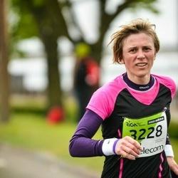 The 25th Lattelecom Riga marathon - Oksana Shevchenko (3228)
