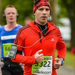 The 25th Lattelecom Riga marathon - Uldis Kaldre (3322)