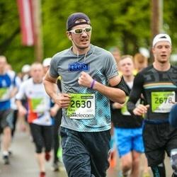 The 25th Lattelecom Riga marathon - Gatis Jermacāns (2630)