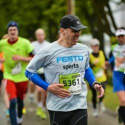 The 25th Lattelecom Riga marathon - Frid Kaljas (5361)