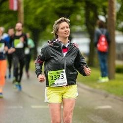 The 25th Lattelecom Riga marathon - Liene Jansone-Reinkopa (3323)