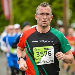 The 25th Lattelecom Riga marathon - Daniel Stenås (3576)