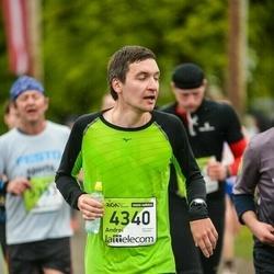 The 25th Lattelecom Riga marathon - Andrei Yushkevich (4340)