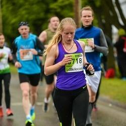 The 25th Lattelecom Riga marathon - Indra Muižniece (3718)