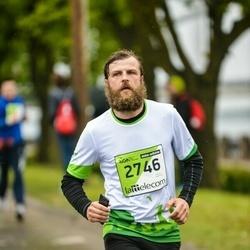 The 25th Lattelecom Riga marathon - Jānis Brauns (2746)