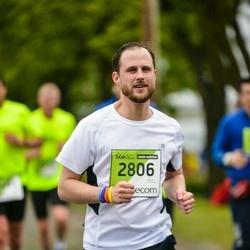 The 25th Lattelecom Riga marathon - Aigars Ozoliņš (2806)