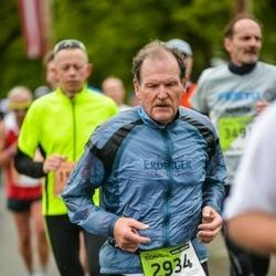 The 25th Lattelecom Riga marathon - Andris Ludriks (1575), Ulrich Widenmann (2934)
