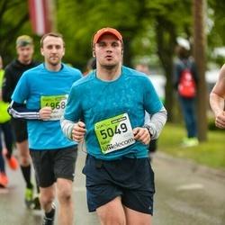 The 25th Lattelecom Riga marathon - Gatis Rudzitis (5049)