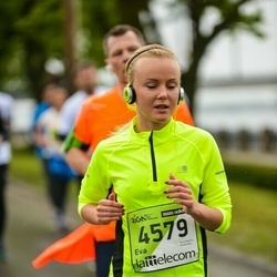 The 25th Lattelecom Riga marathon - Eva Burlakova (4579)