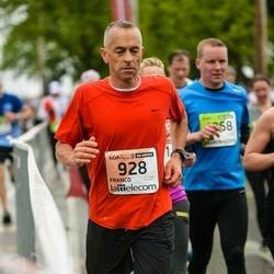 The 25th Lattelecom Riga marathon - Franco Poddie (928)