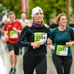 The 25th Lattelecom Riga marathon - Merike Ilves (3594)