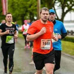 The 25th Lattelecom Riga marathon - Uldis Pormeisters (1688)
