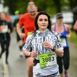 The 25th Lattelecom Riga marathon - Tatjana Noskova (3883)