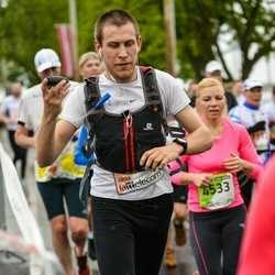 The 25th Lattelecom Riga marathon - Aija Kandele (4533)