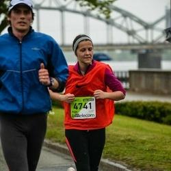 The 25th Lattelecom Riga marathon - Aiga Āboliņa (4741)