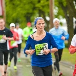 The 25th Lattelecom Riga marathon - Aiga Romāne-Meiere (4496)