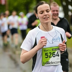 The 25th Lattelecom Riga marathon - Anita Apine (5264)