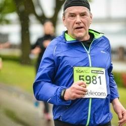 The 25th Lattelecom Riga marathon - Erkki Tillikainen (5981)