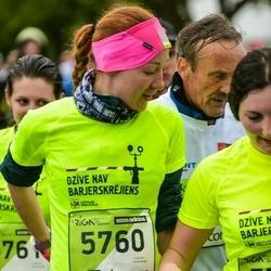 The 25th Lattelecom Riga marathon - Alīna Semka (5760)
