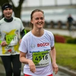 The 25th Lattelecom Riga marathon - Līga Jankovska (4516)