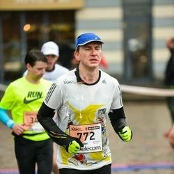 The 25th Lattelecom Riga marathon - Alexander Appanov (772)