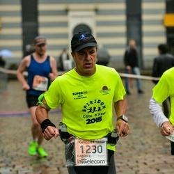 The 25th Lattelecom Riga marathon - Fabrice Chapuis (1230)