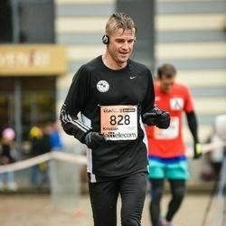 The 25th Lattelecom Riga marathon - Kristian Tiihonen (828)