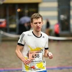 The 25th Lattelecom Riga marathon - Vladimir Kiryushin (458)