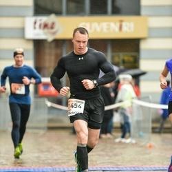 The 25th Lattelecom Riga marathon - Renārs Ukstiņš (1454)